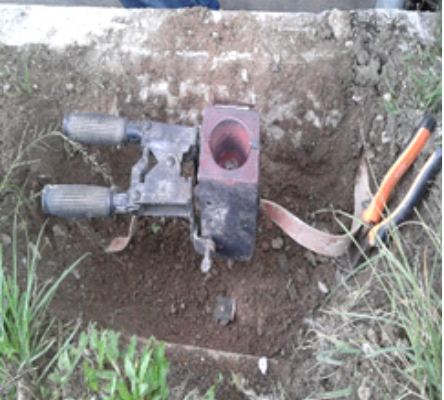 Cadwelding For earthing System