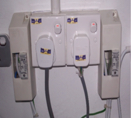 Power Surge For PABX CCTV IT