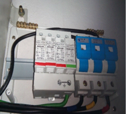 Power Surge Protector For DB