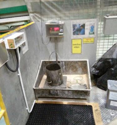 Chemical Solvent Workstation