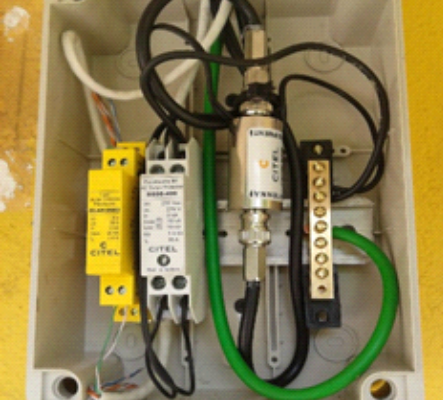 Surge Protection For CCTV